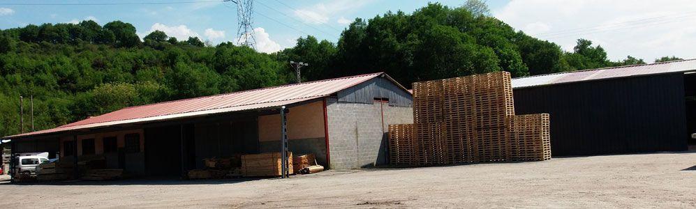 Fabricación de embalajes de madera